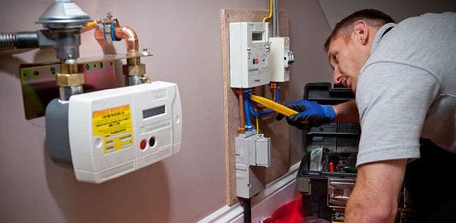 Metering Management Gas Meter Installation