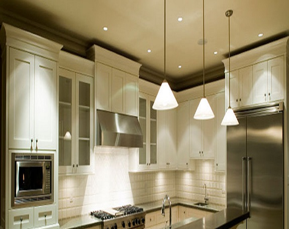 Kitchen lighting CKT Installation