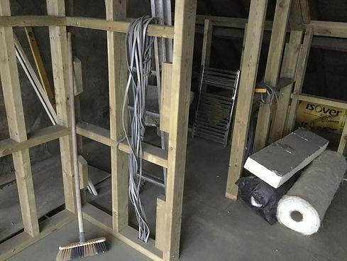 Refurbishment building Project London's Electrical Services Ltd
