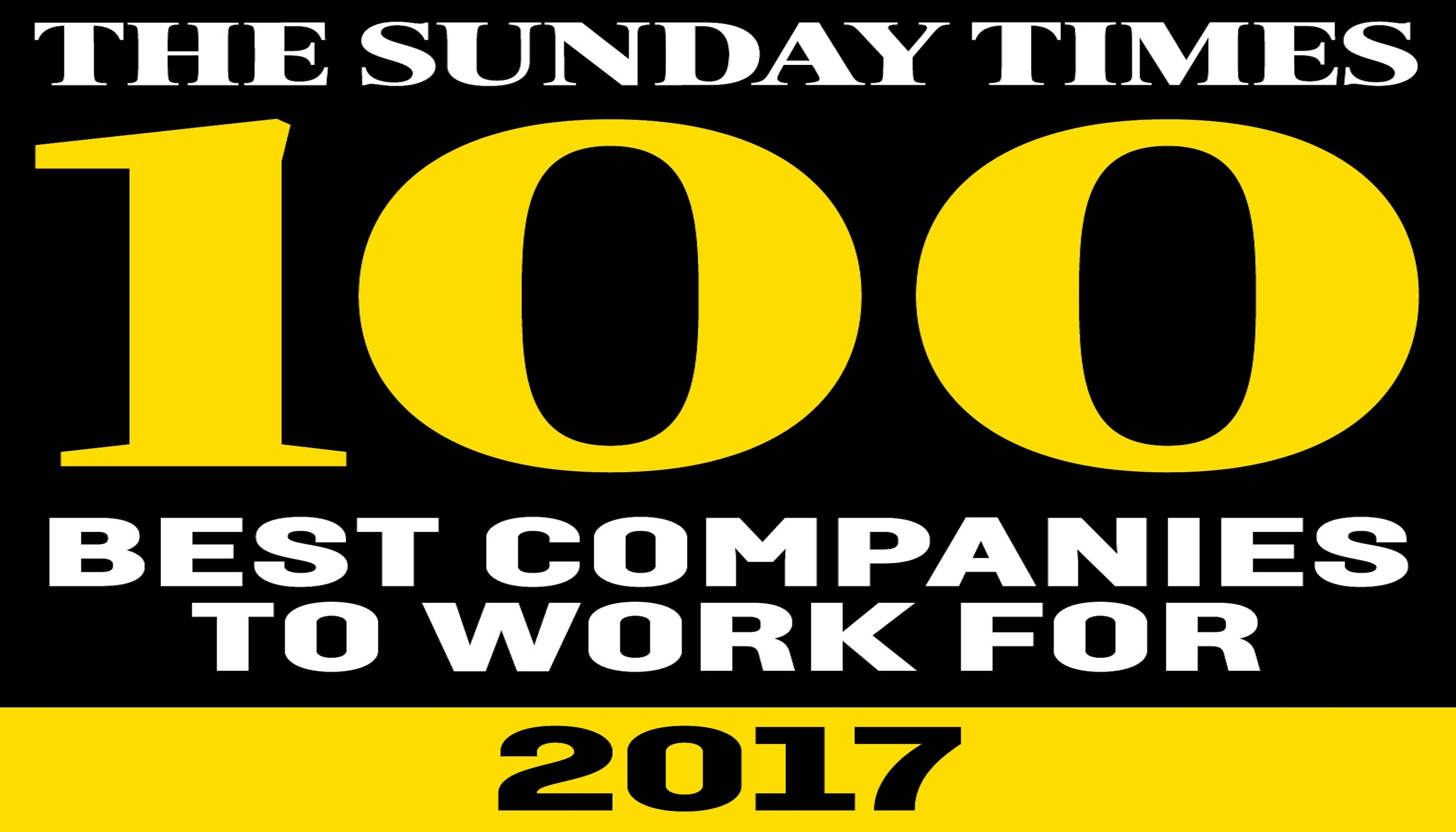 NICEIC Best Companies to Work for 2017
