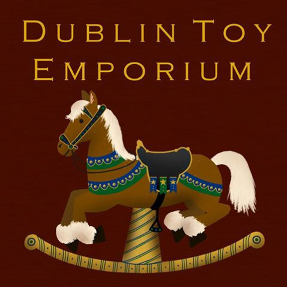 Storytime & Signing @ Dublin Toy Emporium