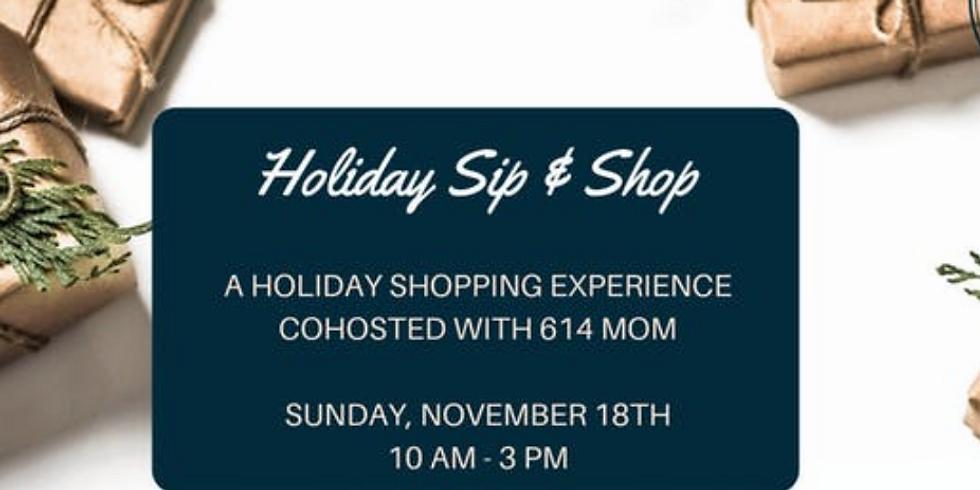 Book Sale @ 614Mom Holiday Sip & Shop