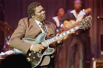 BB King, guitar, Lucille, blues, musician