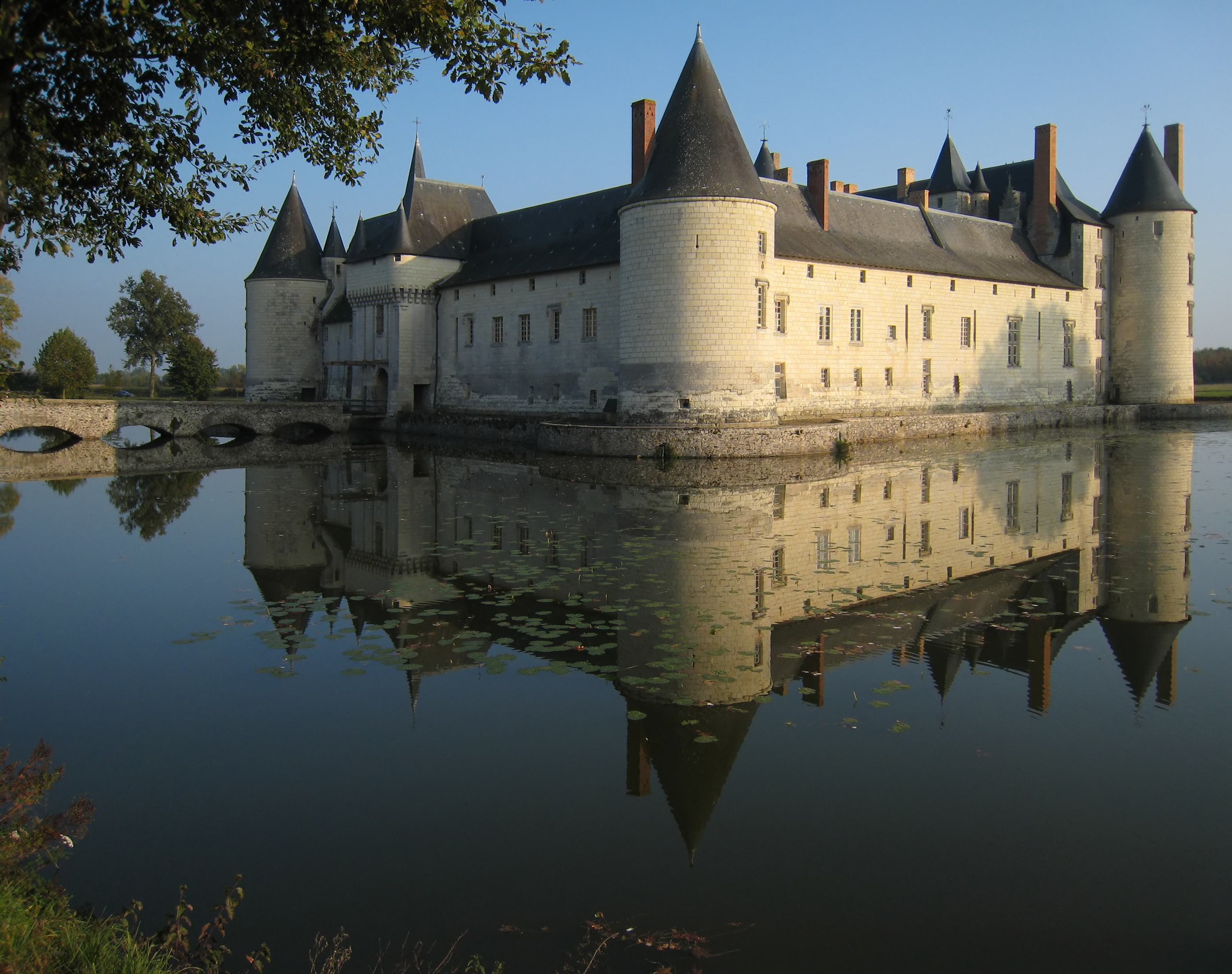 Château du Plessis Bourré