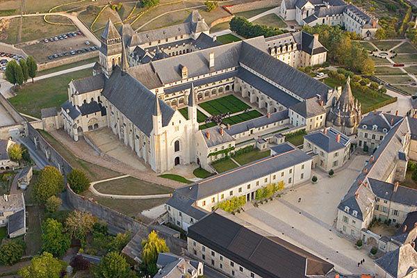 Abbaye royale de Fontevrault