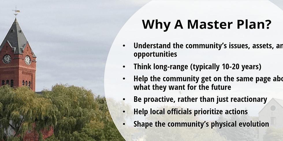 Master Plan Committee Forum