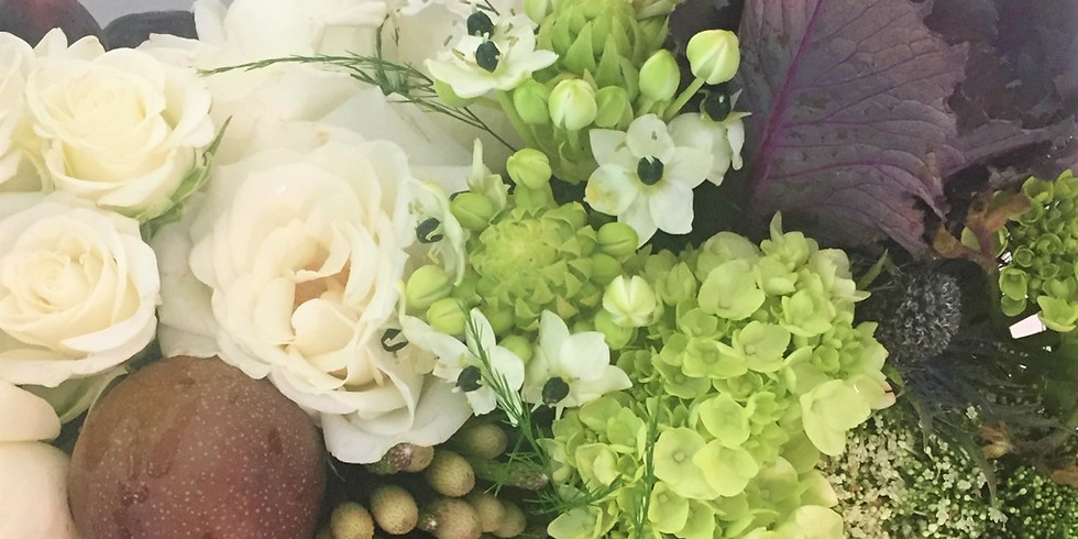 Fall Floral Design with Corinne Emerick of Privet