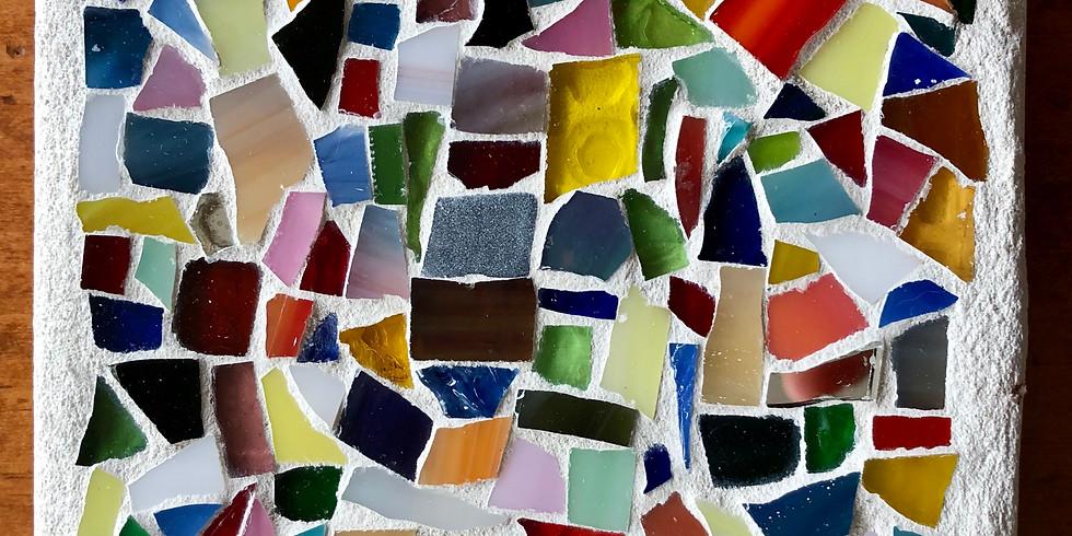 VIRTUAL: Mosaics Workshop for Beginners