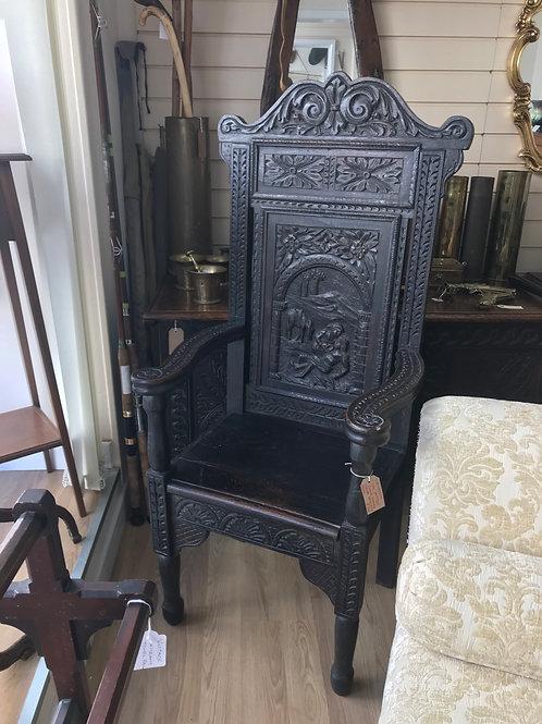 Wainscott Oak Chair