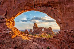 view of moab, utah
