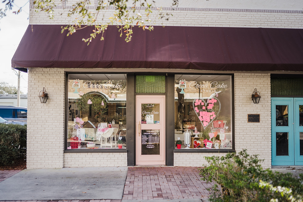 cocoa cake store front in lake wales fl