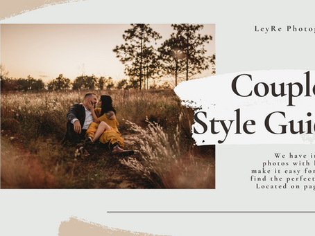 FREE COUPLES STYLE GUIDE