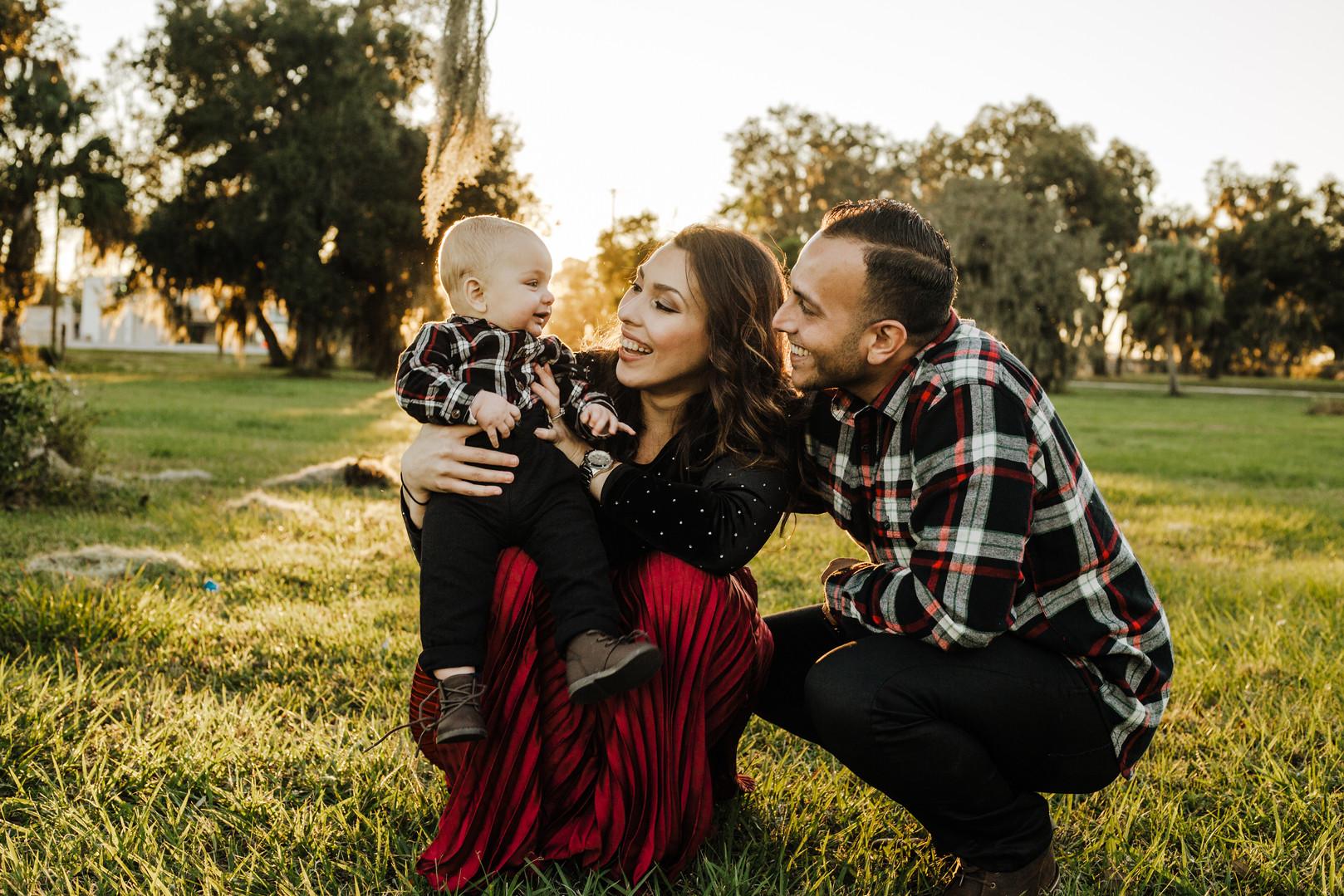 polk county family photo