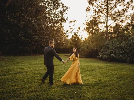 Central Florida Couples Session: Brian & Nicolette