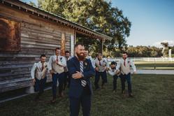 groomsmen photo central florida