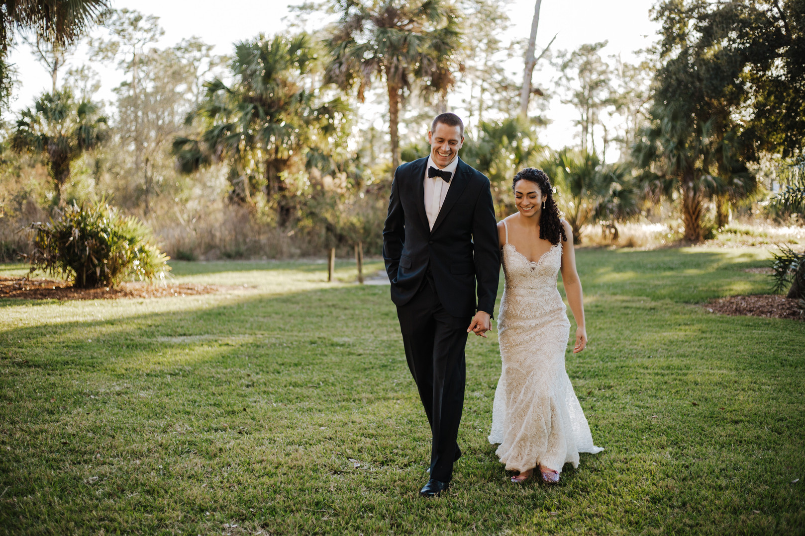 wedding day central florida photos