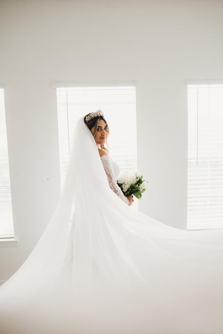 polk county wedding photo