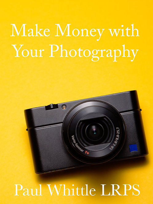 Making Money with Photography: Tips and tricks from a professional photographer