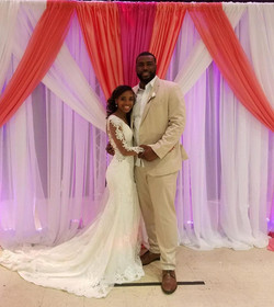 Terrell Wedding - August 2019 #2