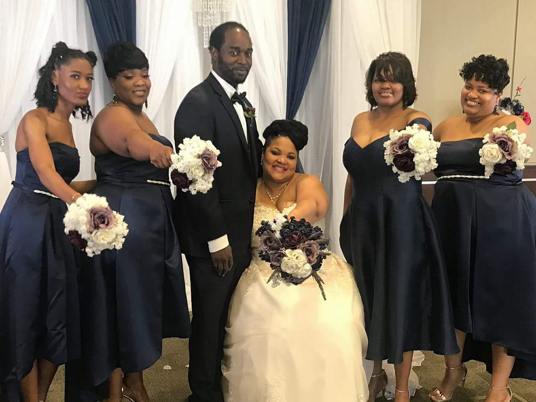Jones wedding/reception March 2018