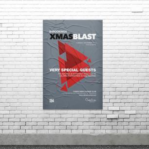 B4 XMAS BLAST