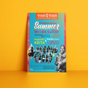 Mamady Këita Summer Workshop