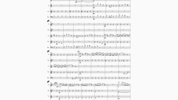 Pierné - Album pour Mes Petits Amis Op.14 No.6 Marche petits soldats de plomb