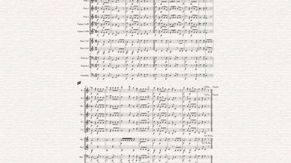 Gossec: Symphonie Militaire in F major RH62 (complete)- symphonic wind dectet