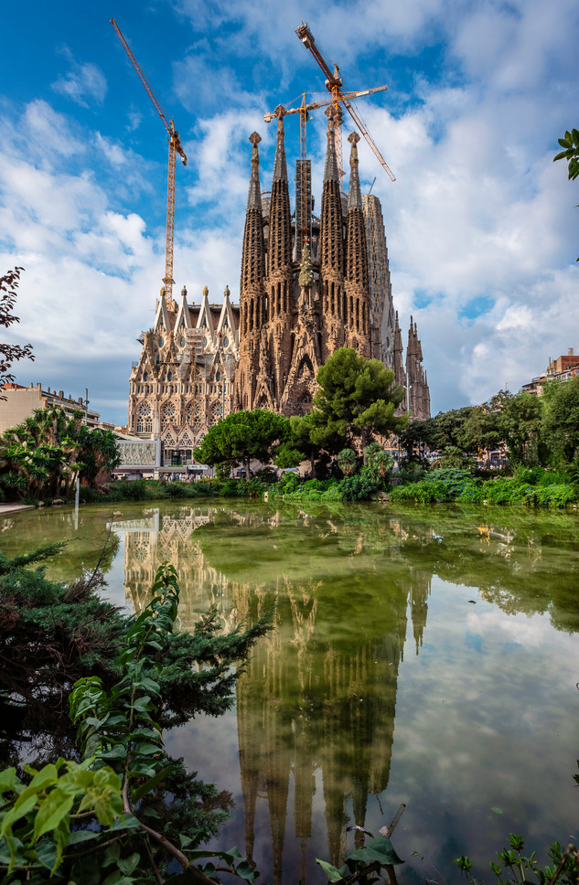 Sagrada Familia - Barcelonia, SP