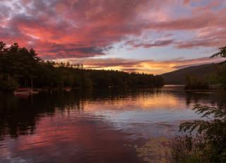 Lake Kanasatka - Moultonborough, NH