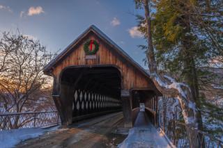 Middle Bridge - Woodstock, VT