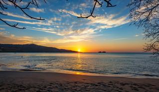 Playa Hermosa Sunset - Costa Rica