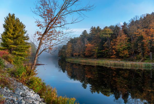 Ottauquechee River - Taftsville, VT