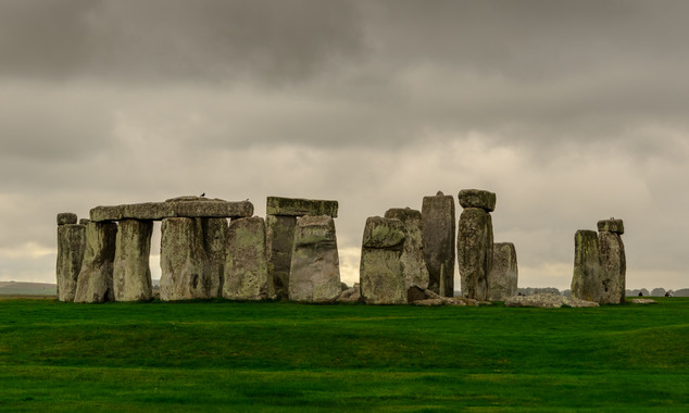 Stonehenge - Wiltshire, UK