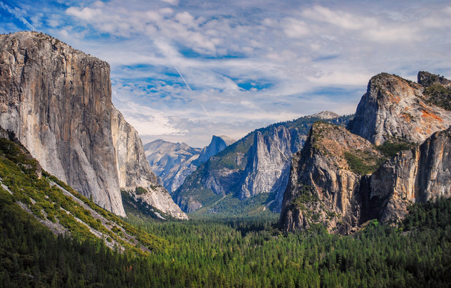Valley View - Yosemite Park, CA