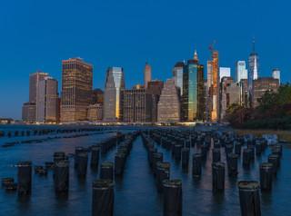Dumbo Piers - Brooklyn, NY