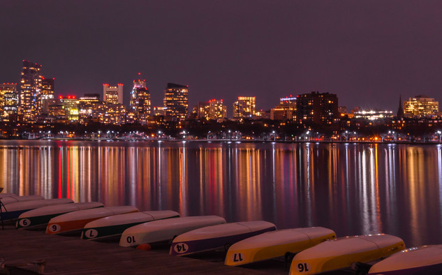 Boats on the Charles - Boston, MA