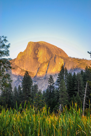 Half Dome - Yosemite National Park, CA