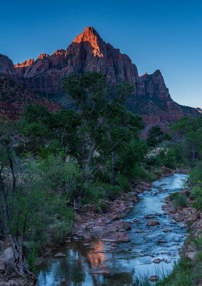 The Watchman Zion National Park, Utah
