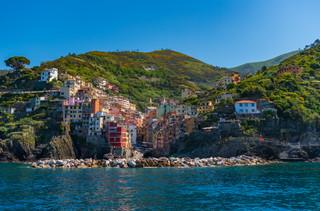 Riomaggiore - Cinque Terre, IT