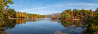 Lake Kanasatka Fall - Moultonborough, NH
