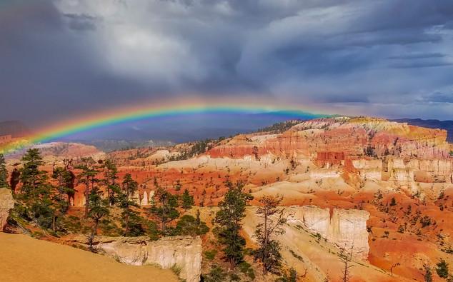 Rainbow - Bryce Canyon National Park Bryce, UT