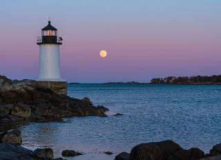 Fort Pickering Lighthouse - Salem, MA