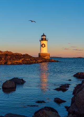 Fort Pickering Lighthouse 3 - Salem, MA