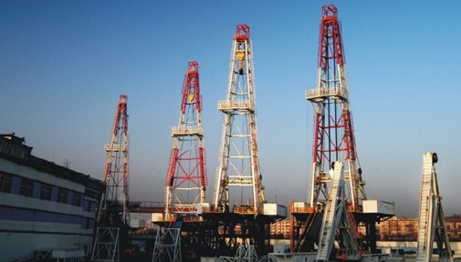 Land Skid Mounted Drilling