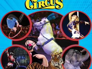 Loomis Bros Circus looks to restart