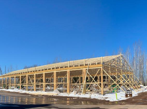 ATK Storage Unit Building D, built spring 2021
