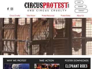 Circusprotest.com Reinvented!