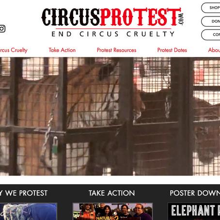 Circusprotest.com Reinvented!