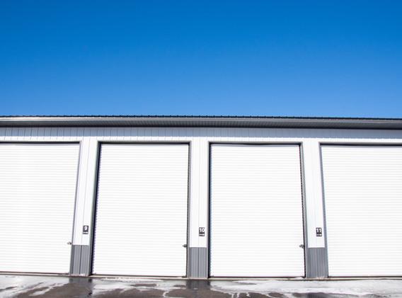 12'-14' High Garage Doors